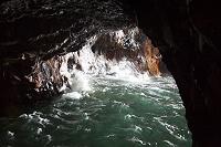 和歌山県 白浜三段壁洞窟