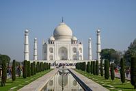 インド アグラ タジマハール