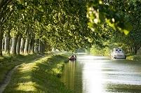 フランス ラングドック・ルシヨン地方 ミディ運河
