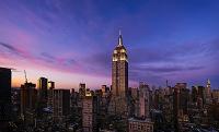 アメリカ合衆国 ニューヨーク エンパイアステートビル