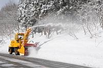 福島県 除雪車