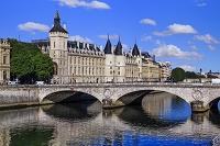 フランス パリ 両替橋 コンシェルジュリー