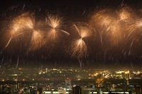 新潟県 長岡祭りの花火大会