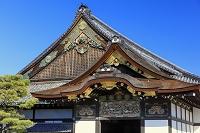 京都府 二条城 二の丸御殿 遠侍と車寄