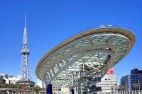 愛知県 オアシス21とテレビ塔