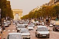 フランス パリ 凱旋門