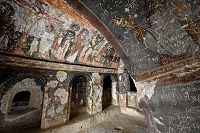 トルコ カッパドキア 岩窟教会