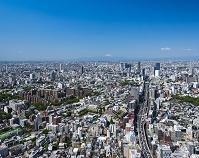 東京都 西麻布渋谷と街並み