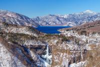 栃木県 日光市 華厳の滝 中禅寺湖 明智平より