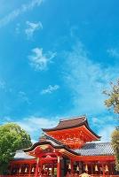 京都府 石清水八幡宮 本殿