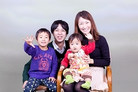 日本人家族 記念日
