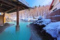 岩手県 松川温泉