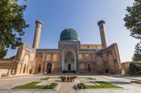 ウズベキスタン サマルカンド グーリ・アミール廟