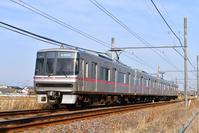 愛知県 名古屋鉄道 3300系普通電車(後追い)