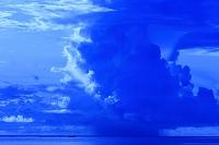 ミクロネシア チューク 南の島 スコール
