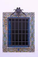 スペイン ビアナ宮殿のパティオ