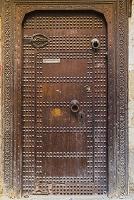 モロッコ フェズ メディナ(旧市街) ドア