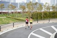 ブラインドマラソン