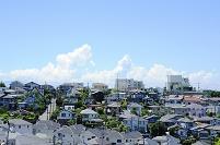 神奈川県 川崎市 住宅街