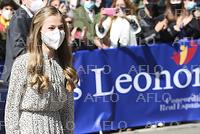 スペイン・レオノール王女が単独公務