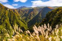 秋田県 鉾立展望台から鳥海山
