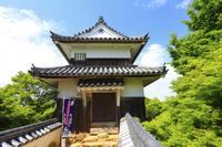 岡山県 備中松山城の二重櫓