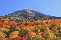 青森県 八甲田・大岳と紅葉