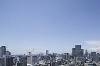 大阪府 中之島と淀屋橋の風景