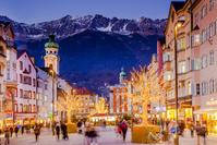 オーストリア チロル クリスマスマーケット
