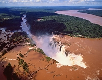 滝 イグアス ブラジル