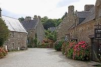 フランス ブルターニュ地方 中世都市ロクロナン