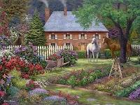 「The Sweet Garden」