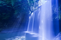 熊本県 鍋ヶ滝
