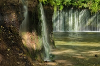 長野県 軽井沢町 白糸の滝