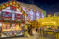 イギリス クリスマスマーケット