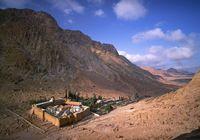 エジプト シナイ 聖カタリナ修道院
