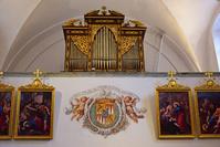スロベニア ブレッド湖 聖マリア教会