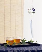 冷茶と風鈴