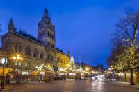 イギリス イングランド チェシャー チェスター クリスマスマ...