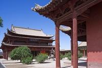中国 シルクロード 武威 雷台漢文化博物館