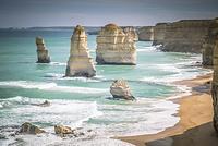 オーストラリア ポートキャンベル国立公園 12使徒の岩