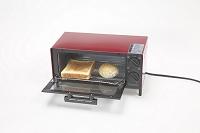 トースター パンを焼く