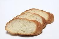 フランスパンのスライス