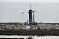 米スペースX有人宇宙船「クルードラゴン」打ち上げ延期