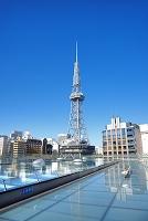 愛知県 水の宇宙船とテレビ塔