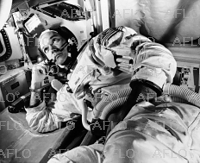 訃報:マイケル・コリンズ氏死去 アポロ11号に搭乗