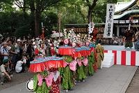 王子田楽舞