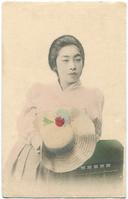 明治~大正初期 日本人女性の肖像 洋装