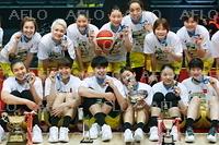バスケットボール:全日本選手権
