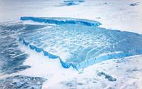 南極大陸 氷河